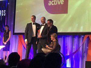 MyCustomerLens win ukactive Research Impact Award