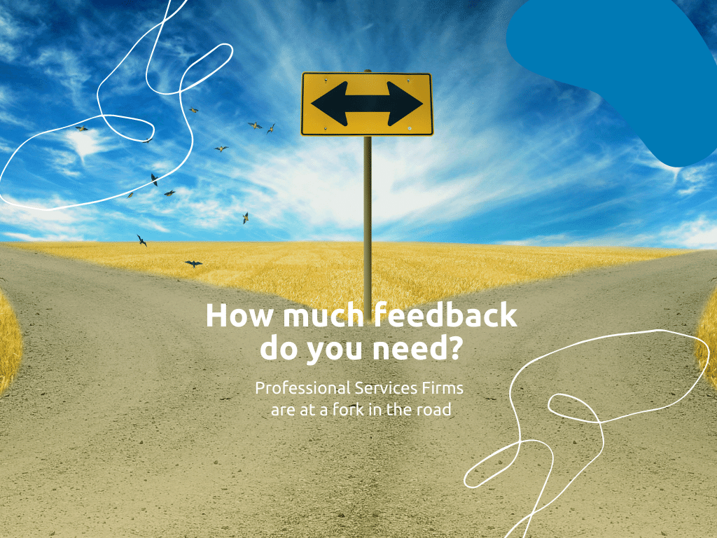 How much feedback is enough